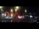Красивый чувашский танец на светофоре
