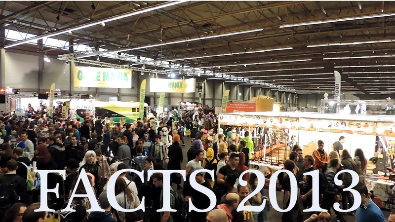 FACTS 2013 (F.A.C.T.S 20th Edition) @ Flanders Expo, Ghent