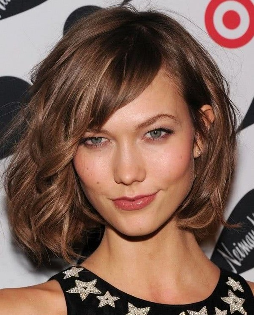 2019 BEAUTIFUL BANGS HAIRSTYLES, WE ALL ADMIRE AND WANT TO HAVE! 1