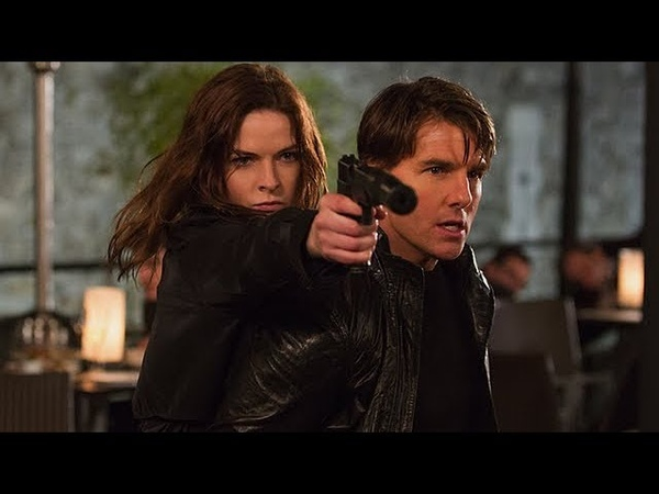 Mission Impossible 6- Fallout - Best of Tom Cruise Chase Scenes