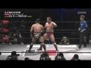 Manabu Soya c vs. Shotaro Ashino WRESTLE-1 - Pro-Wrestling Love 2018 in Yokohama