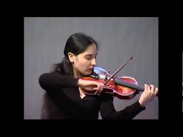 Скрипачка из Ленобласти поборется за призы междуна...