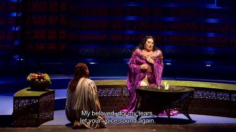 """Samson et Dalila """"Mon cœur s'ouvre à ta voix"""""""