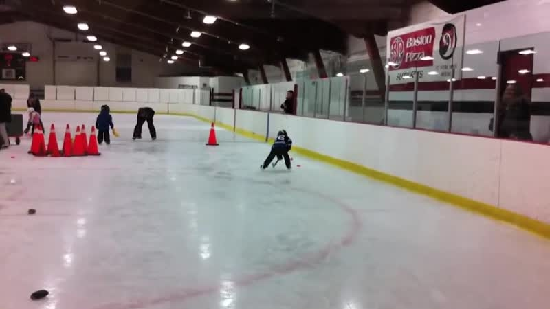 Такой забавный хоккей