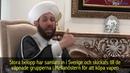 Syriens stormufti Stora belopp har samlats in från Sverige till väpnade grupper i Mellanöstern