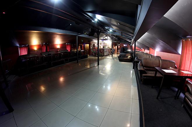 Клуб Backstage