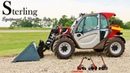 Manitou MLT 625 Telehandler Overview by Sterling Equipment Repair