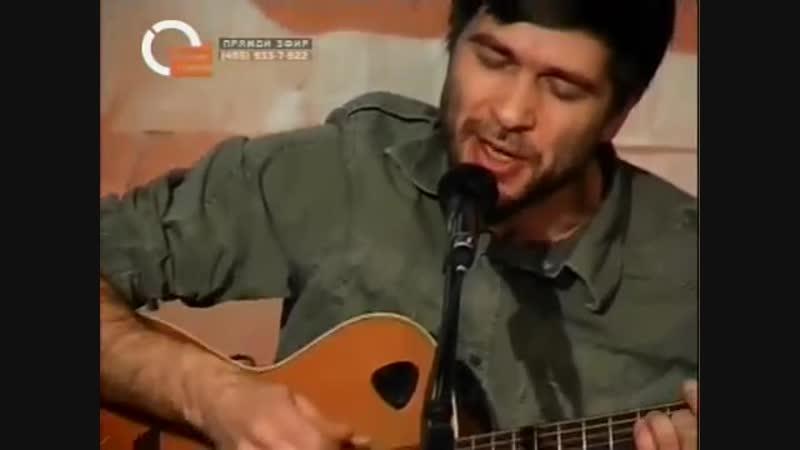 Сплин. А. Васильев. Квартирник О2ТВ, 07.02.2007