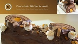 Chocolate (Jaffa) Yule Log Bruno Albouze THE REAL DEAL