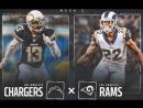 NFL 2018-2019 | Regular season | Week 3 | Los Angeles Chargers vs Los Angeles Rams | (ENG)
