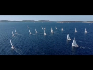 Orange cup 2018 Fun-sport regatta в Хорватии