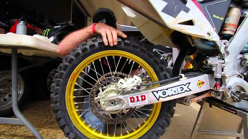 Ricky Carmichael The Road Back to Loretta Lynns Motocross Episode 2