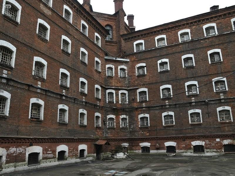 История Бутырской тюрьмы. Подождите загрузки картинки!
