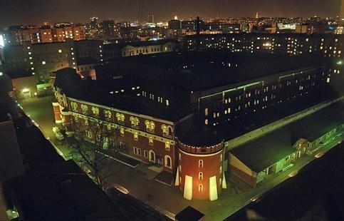Бутырская тюрьма в настоящее время. Подождите загрузки картинки!