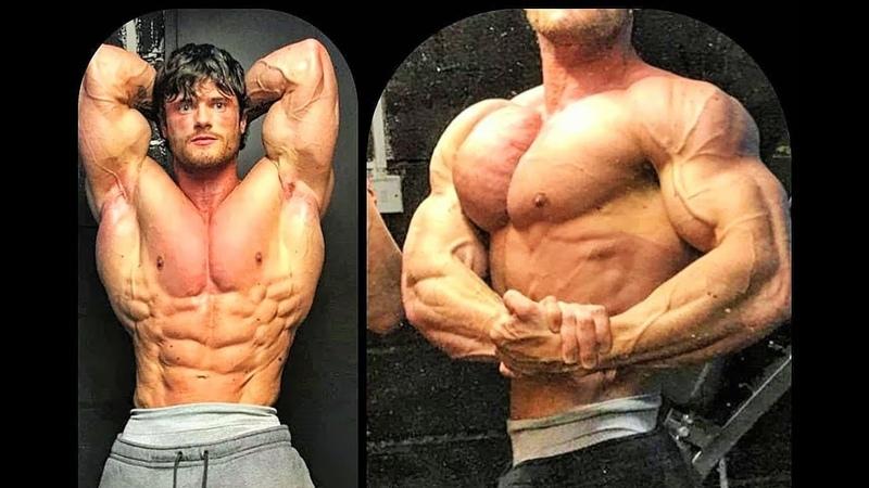 Owen Powell | old school bodybuilding | perfect shape bodybuilder