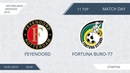 AFL19 Netherlands Eredivisie Day 11 Feyenoord Fortuna Buro 77