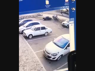 ДТП на Ростовское шоссе/Петра Метальникова, 22 ноября