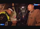 Дорожный контроль: сотрудники ГИБДД проводят проверки междугороднего транспорта