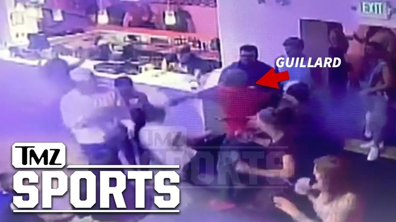 Ex UFC Fighter Melvin Guillard KO's Man In Bar Attack Wanted By Cops TMZ Sports