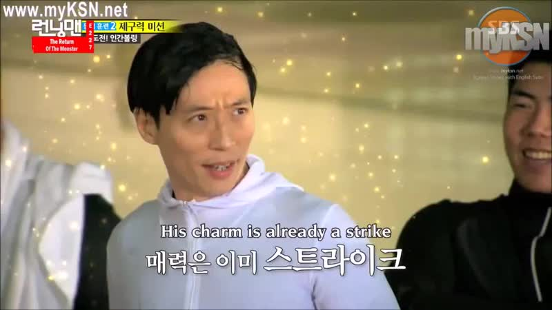 Jae Suk - Run to you (funny moments)