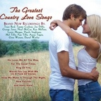 Various Artists альбом The Greatest Country Love Songs