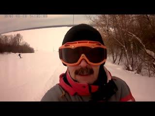 Лыжная прогулка 2