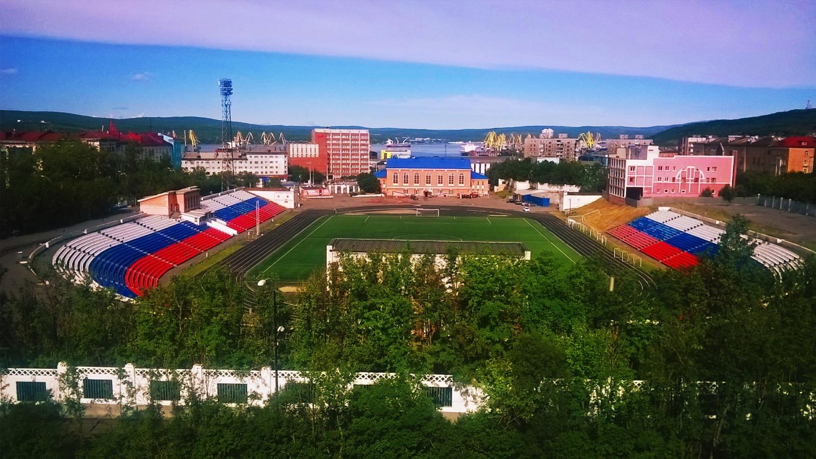 В Мурманске вместо стадиона построят собор