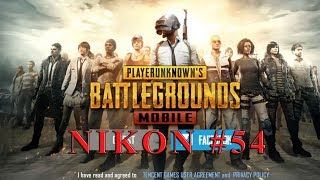 PUBG Mobile | Начнем Неделю с ТОП-1 | PlayerUnknown's BattleGrounds | 54