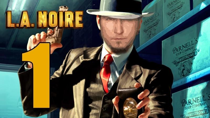 Из Патрульного В Детектива (L.A. Noire 1 С Даркнелором)