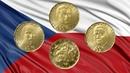 2€ Германии   20 и 100 крон Чехии   100 фунтов Судана   500$ Гонконг   Марки России
