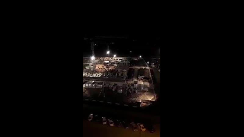 27 апреля 2019 г время 23 57 ЖК Переделкино Ближнее шумные работы в ночное время
