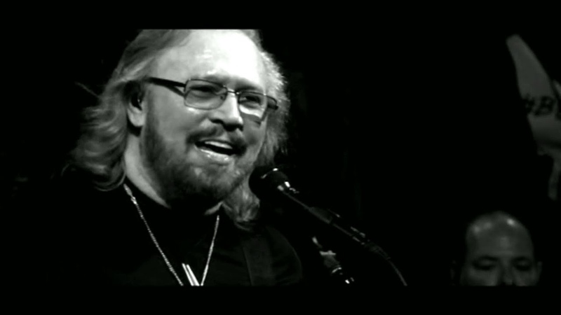 Barry Gibb - How Deep Is Your Love (2018) HD *NEW*