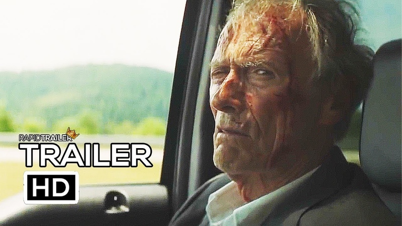THE MULE Official Trailer 2018 Clint Eastwood Bradley Cooper Movie HD