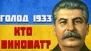 НЕНAВИЖУ СТAЛИНА ЗА ЭТО... ГОЛОД 1930-Х. ГEНOЦИД ИЛИ ОШИБКА?