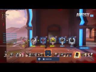 how to Baptiste achievement Overwatch