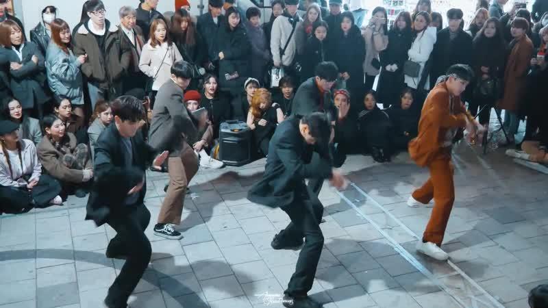 A.FLOW ¦ 2U - David Guetta ¦ Hwan Choreography ¦ 에일리언 버스킹 ALiEN BUSKING Filmed by lEtudel