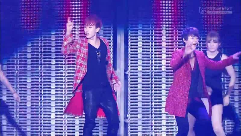 130923 SS5 Eunhae I Wanna Dance