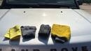 Мою Land Rover Discovery салфетками из Автонабора от Greenway AQUAmagic Luxe