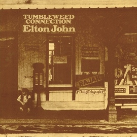 Elton John альбом Tumbleweed Connection
