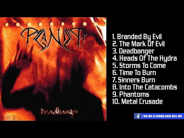 PAGANIZER - Deadbanger [Full-length Album]