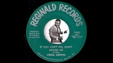 Virgil Griffin - If You Can't Go, Don't Hinder Me Reginald 1968 R&ampB Funk 45