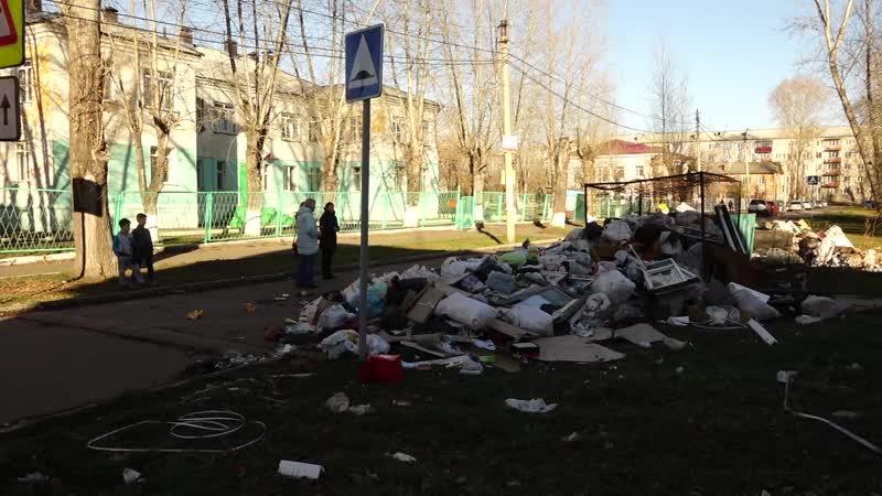 29.10.18_Зловоние и горы ТБО - фишка Ленинского района