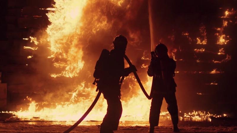 Четыре стихии: огонь. Видеопоздравления с Днем спасателя. Дмитрий Максимович и Екатерина Тишкевич