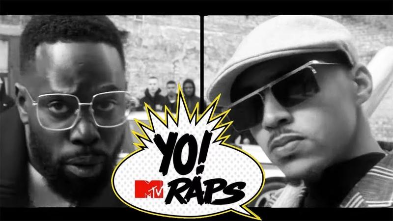 Swindle Ghetts 'Drill Work' YO MTV Raps Original MTV Music