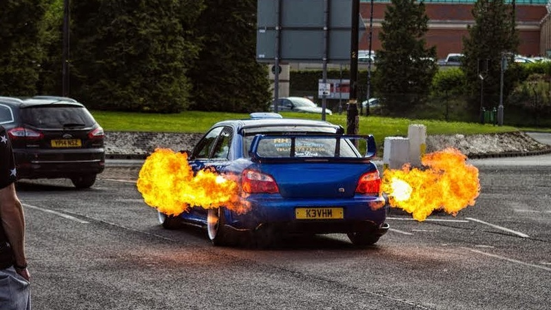 The CRAZIEST exhaust explosive sound Antilag Backfire Compilation 22 смотреть онлайн без регистрации