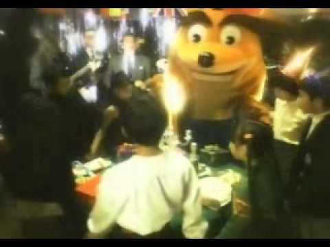 PSゲームCMコレクション『クラッシュバンディグー』クリスマス編