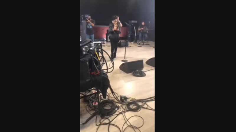 Toni Braxton He wasn't man enough for me(rehearsal 2019)