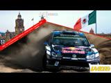 WRC Rally Guanajuato Mexico, Super Stage, 09.03.2019 [545TV, A21 Network]