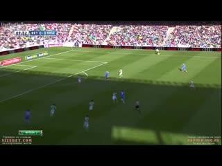 Красивый гол Криштиану Роналдо в ворота Бетиса ~ Betis vs Real Madrid 0 -1 La Liga 18 01 2014 HD.mp4