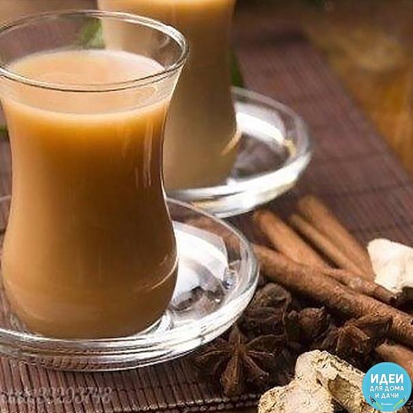 Молоко с Кардамоном стимулирует работу мозга и избавляет от депрессий и усталости.